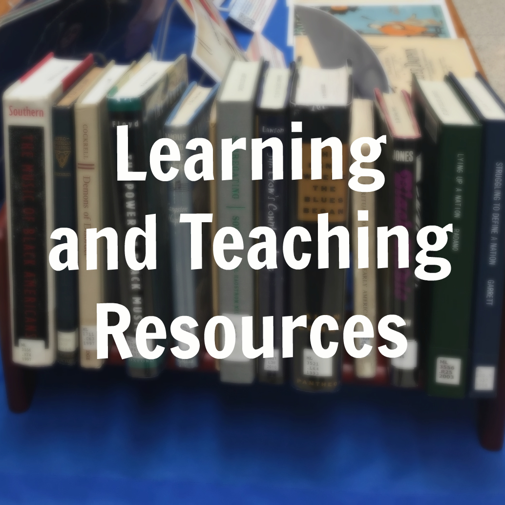 Learning and Teaching Resources